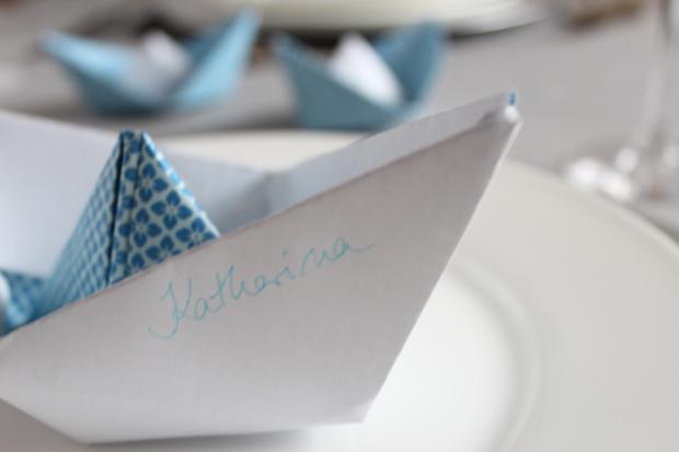 Diy dienstag ein schiff wird kommen lieschen heiratet - Tischdeko meer strand ...